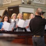 Italian workshop on Mascagni's Easter Hymn