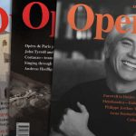 Matteo featured In Opera magazine