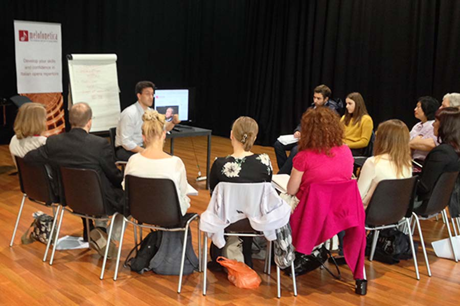 Masterclasses<br /> and Workshops