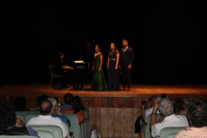 A glittering evening at Asolo's royal opera house Melofonetica