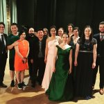 A glittering evening at Asolo's royal opera house